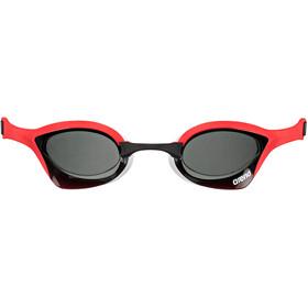 arena Cobra Ultra Goggles, smoke-red-white